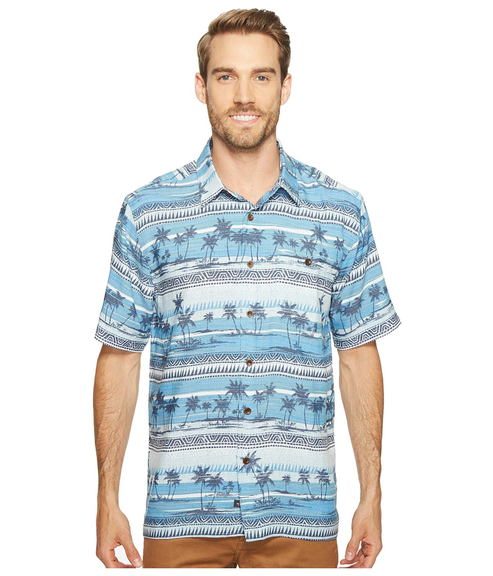 Quiksilver Waterman - Power Lounge 2 Woven Top (Plein Air) Men's Clothing
