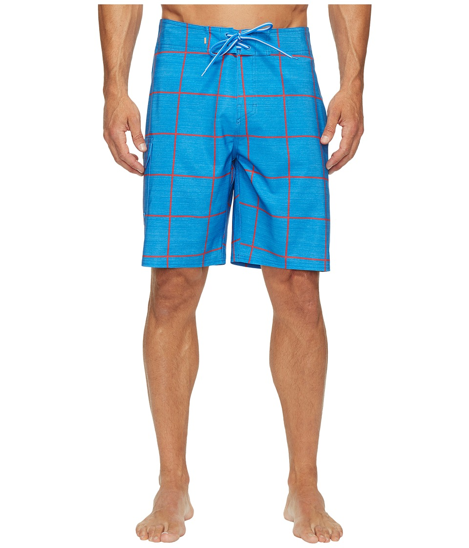 Quiksilver Waterman - Primetime Boardshorts (French Blue) Men's Swimwear