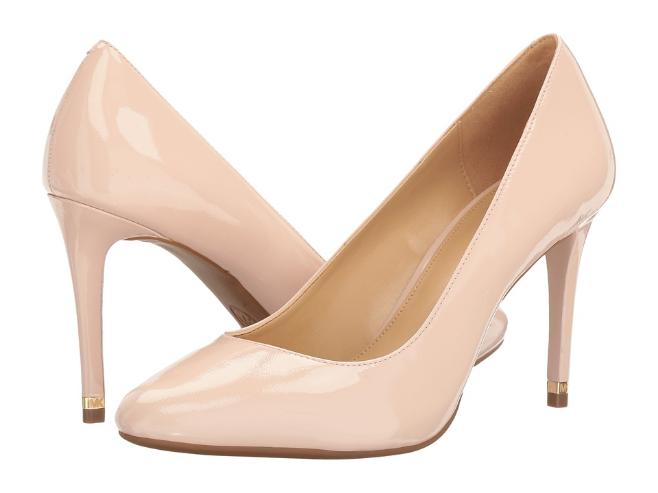 MICHAEL Michael Kors Ashby Flex Pump (Soft Pink Patent) Women