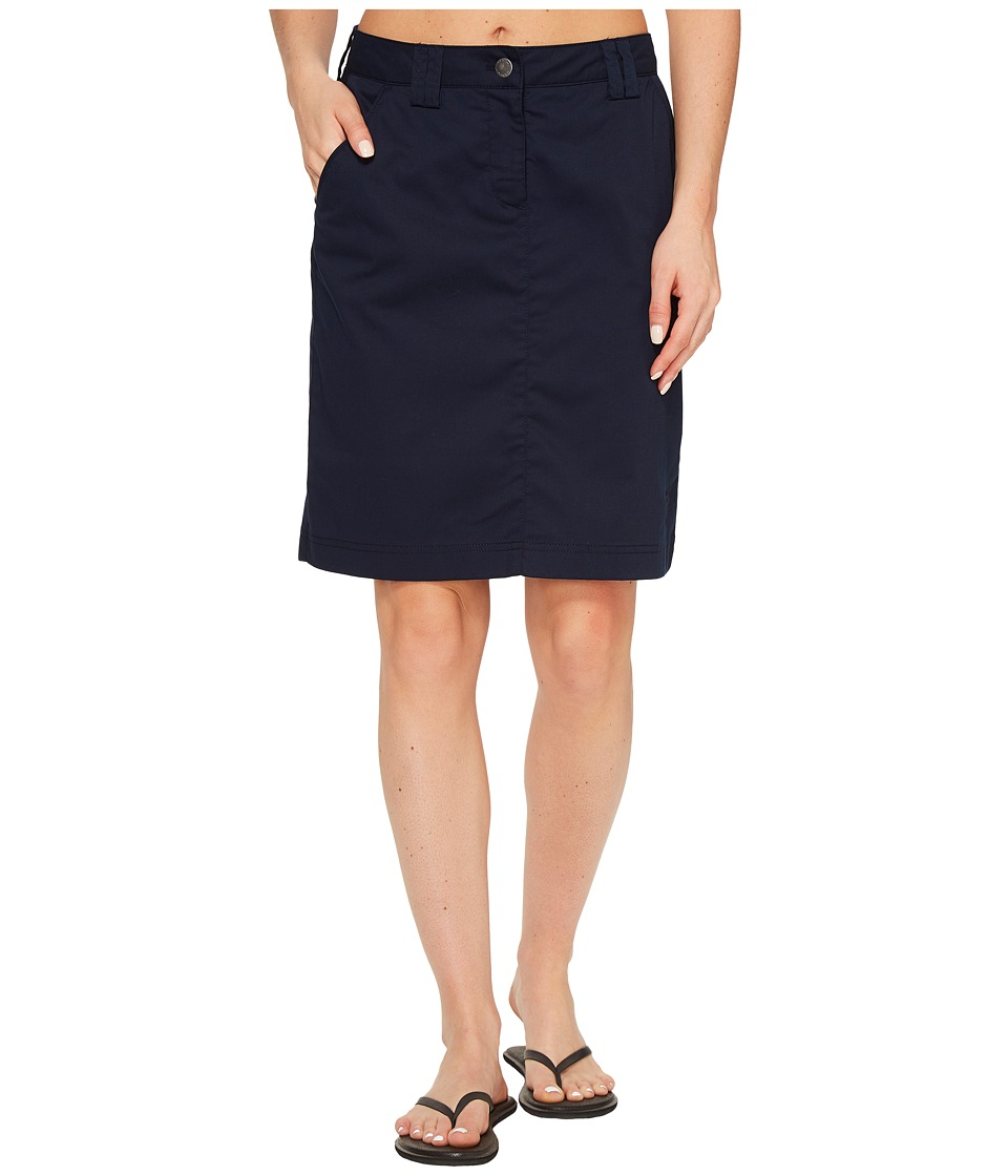 Jack Wolfskin - Liberty Skirt (Midnight Blue) Women's Skirt