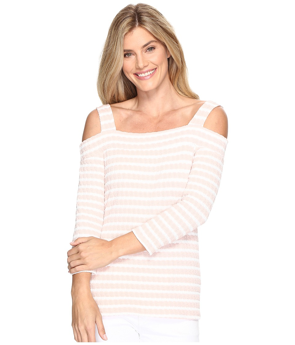 KUT from the Kloth - Frida (Pink/White) Women's Clothing