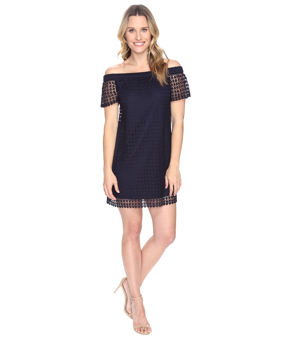 KUT from the Kloth - Blakely (Navy) Women's Dress