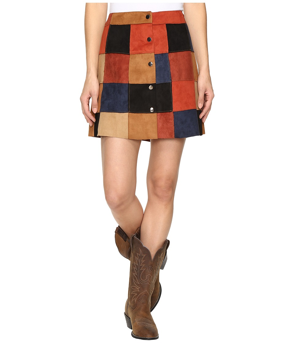 Union of Angels Maybell Skirt (Patchwork) Women