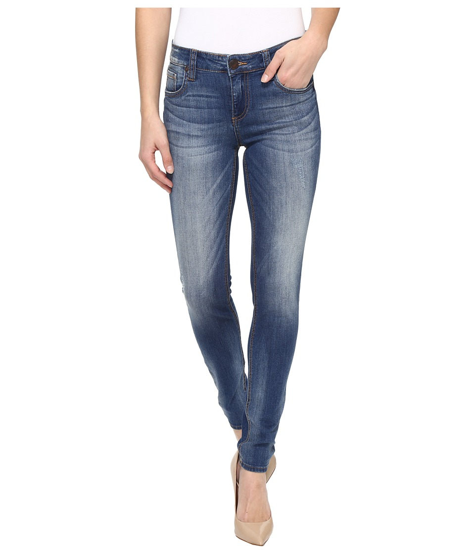 KUT from the Kloth - Mia Toothpick Skinny in Exotic (Exotic/Medium Base Wash) Women's Jeans