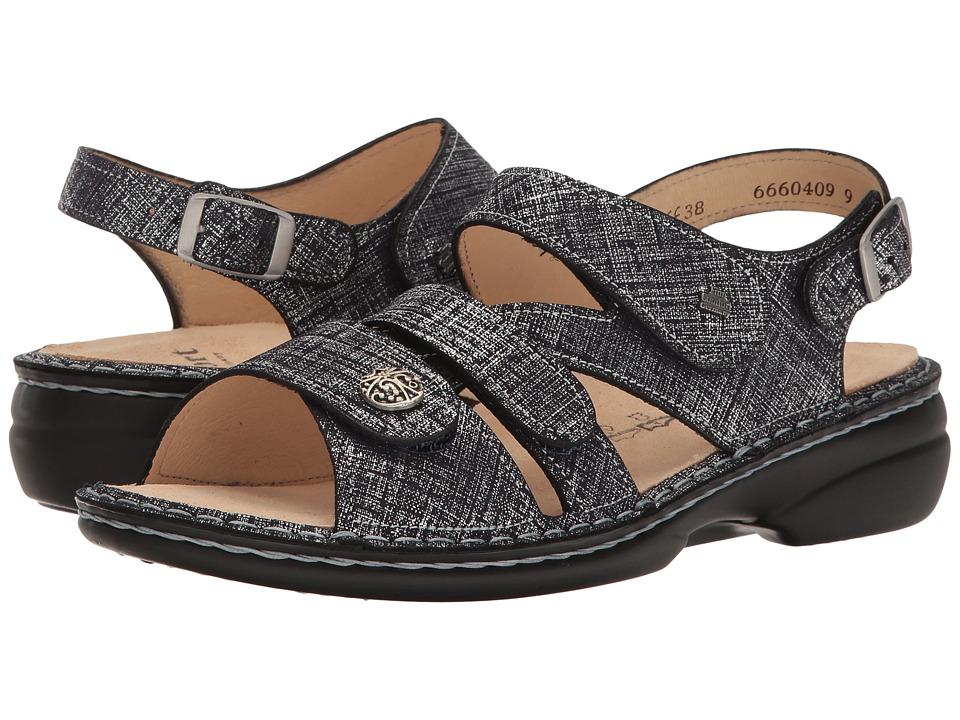 Finn Comfort - Gomera-S (Argento Doyle) Women's Sandals