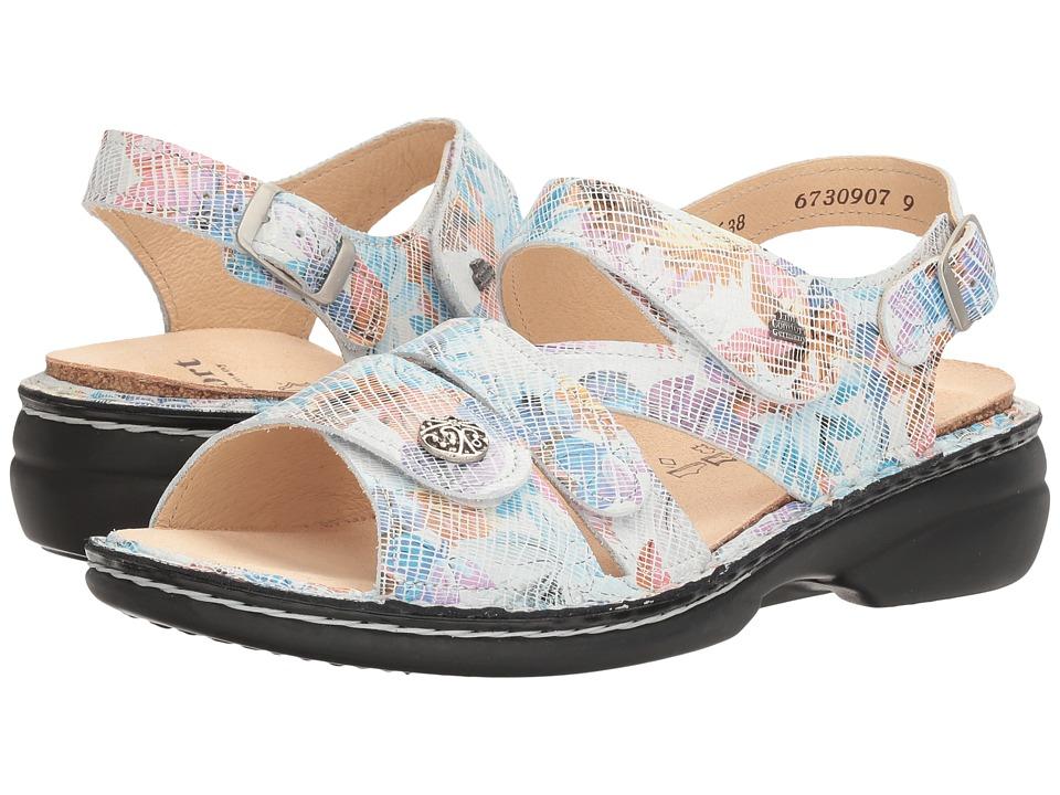 Finn Comfort - Gomera-S (Bianco Parson) Women's Sandals
