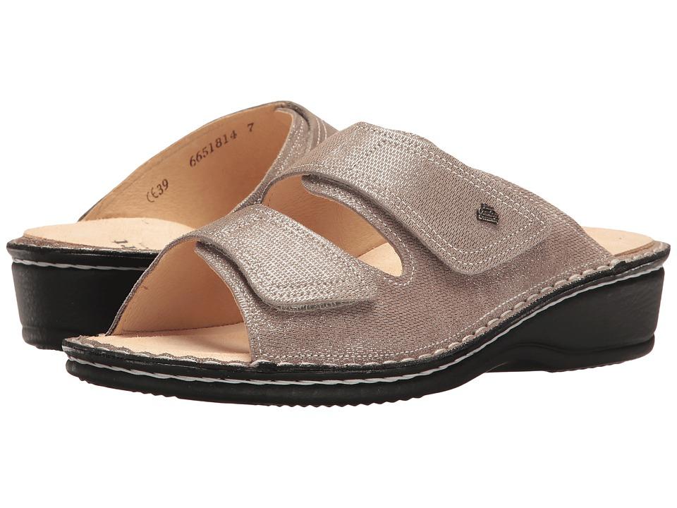 Finn Comfort - Jamaika-S (Fango Campagnolo) Women's Slide Shoes