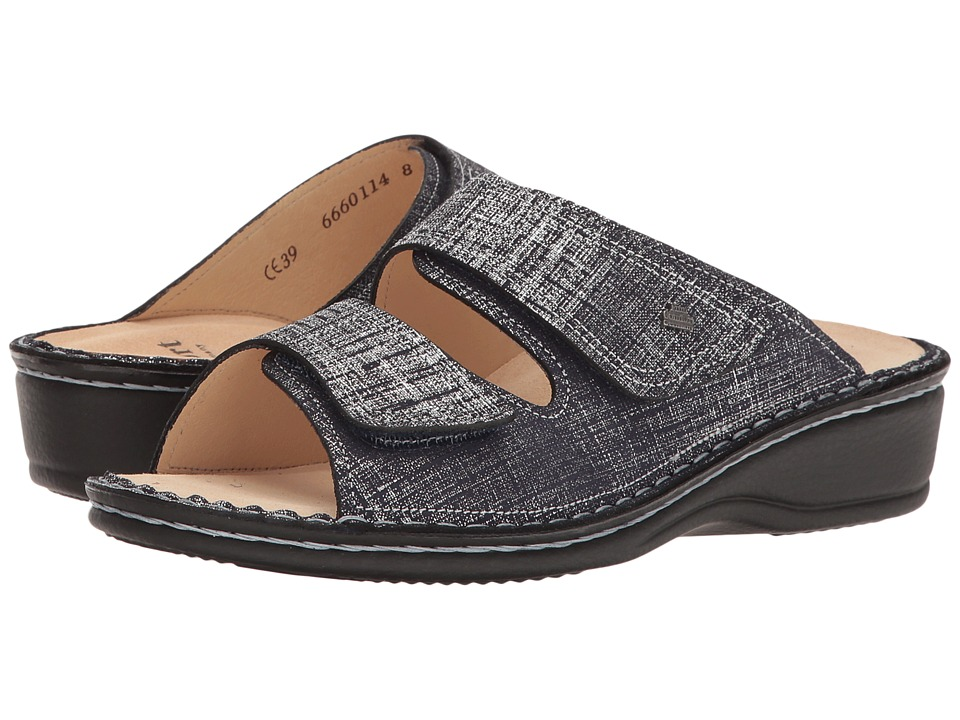 Finn Comfort - Jamaika-S (Argento Doyle) Women's Slide Shoes