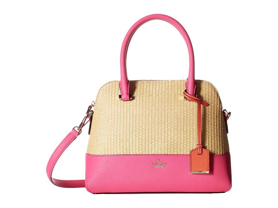 Kate Spade New York - Cameron Street Straw Maise (Multi) Handbags
