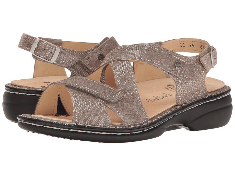 Finn Comfort - Leawood-S (Fango Campagnolo) Women's Sandals
