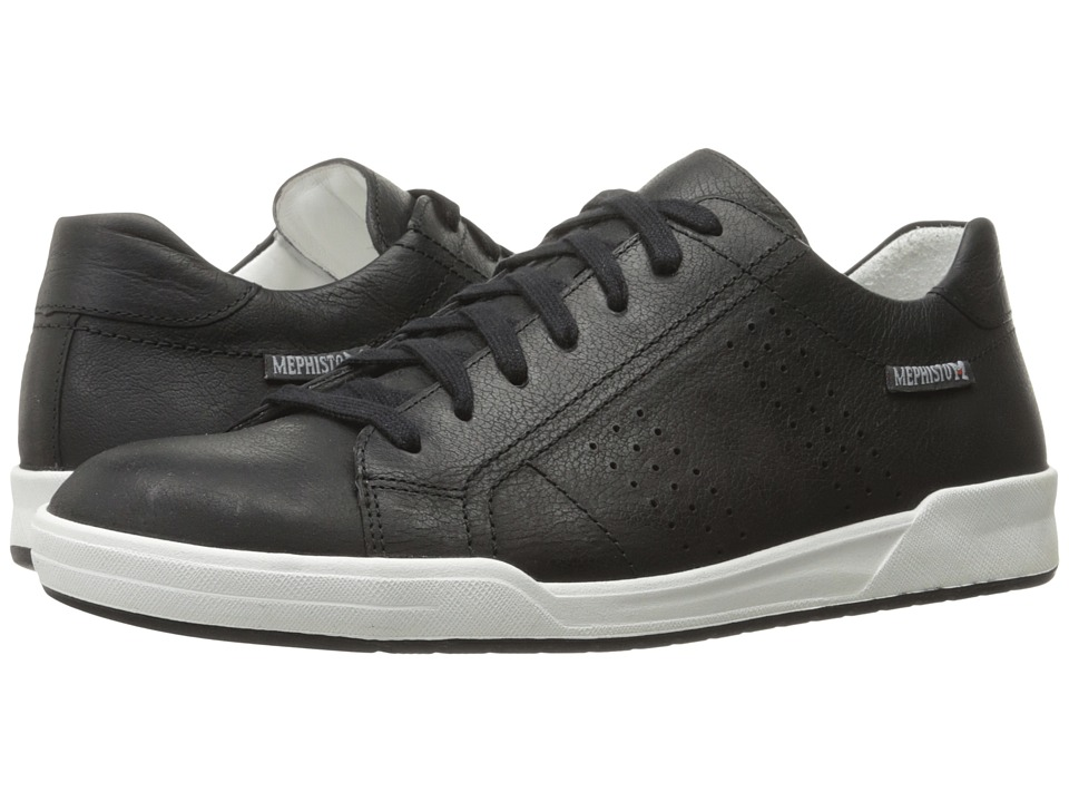 Mephisto - Rufo (Black Brooklyn) Men's Shoes