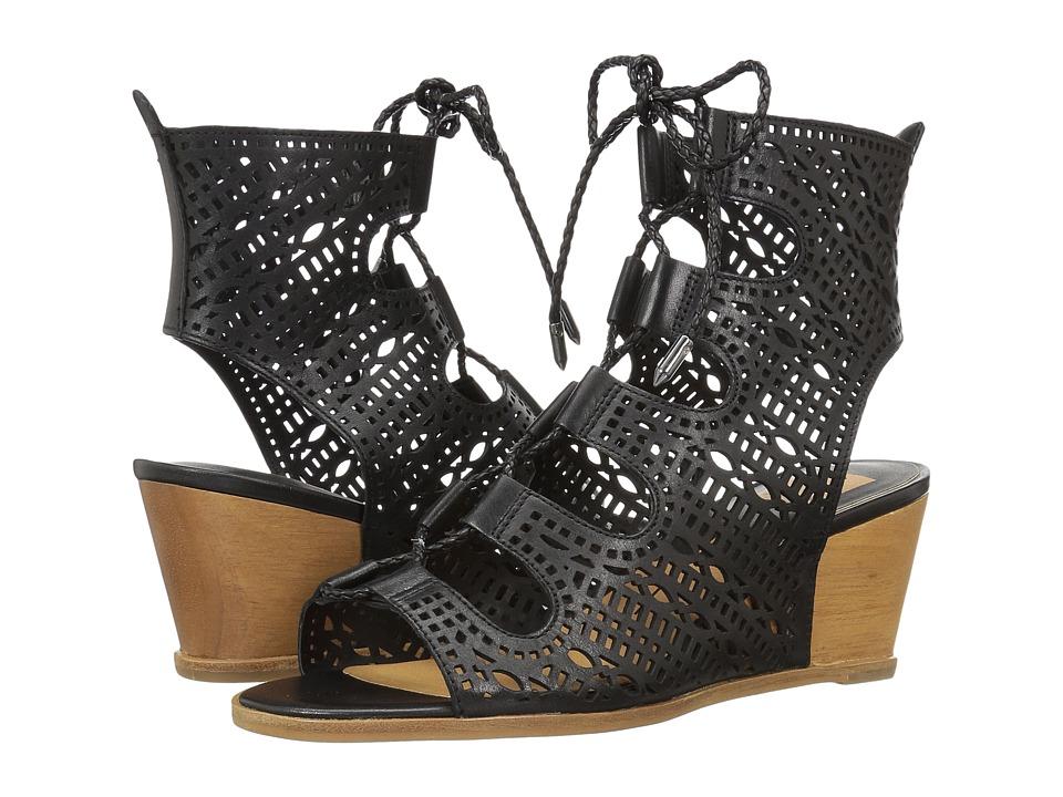 Dolce Vita - Lamont (Black Leather) Women's Shoes