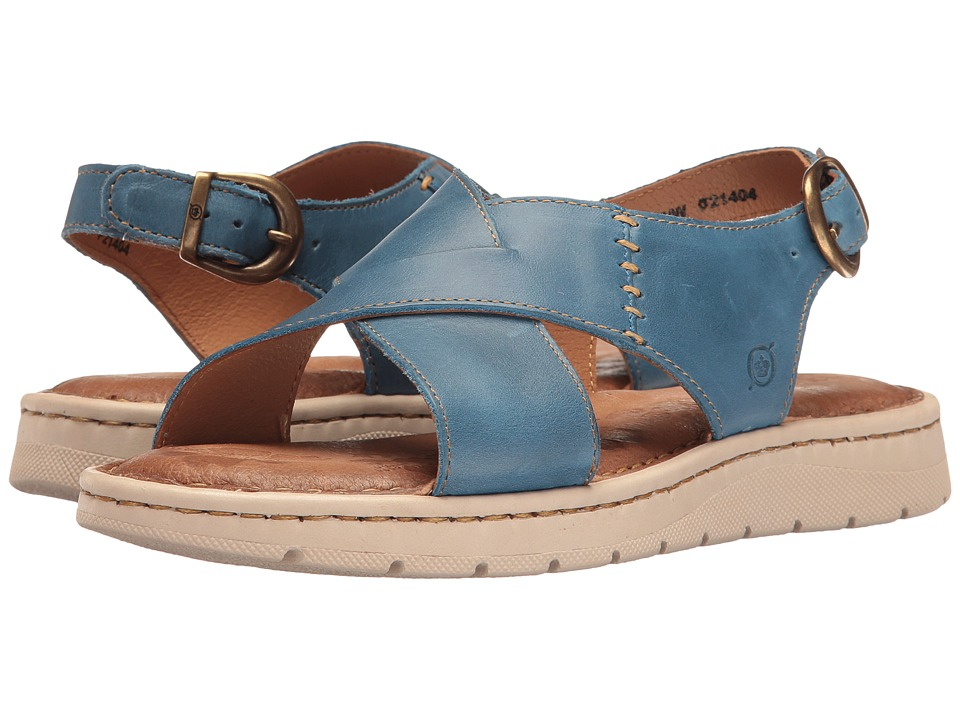 Born Balanga (Blue (Denim)) Women