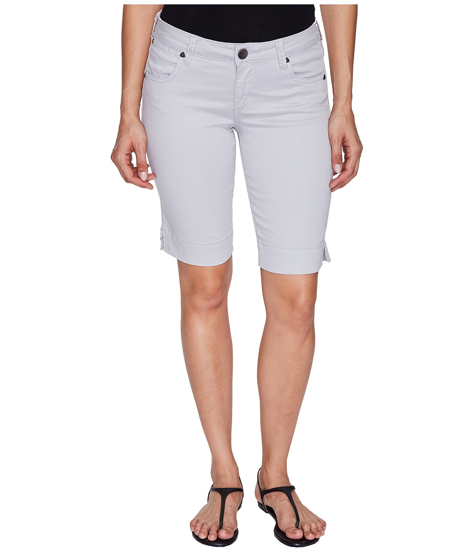 KUT from the Kloth - Natalie Bermuda in Cool Grey (Cool Grey) Women's Shorts