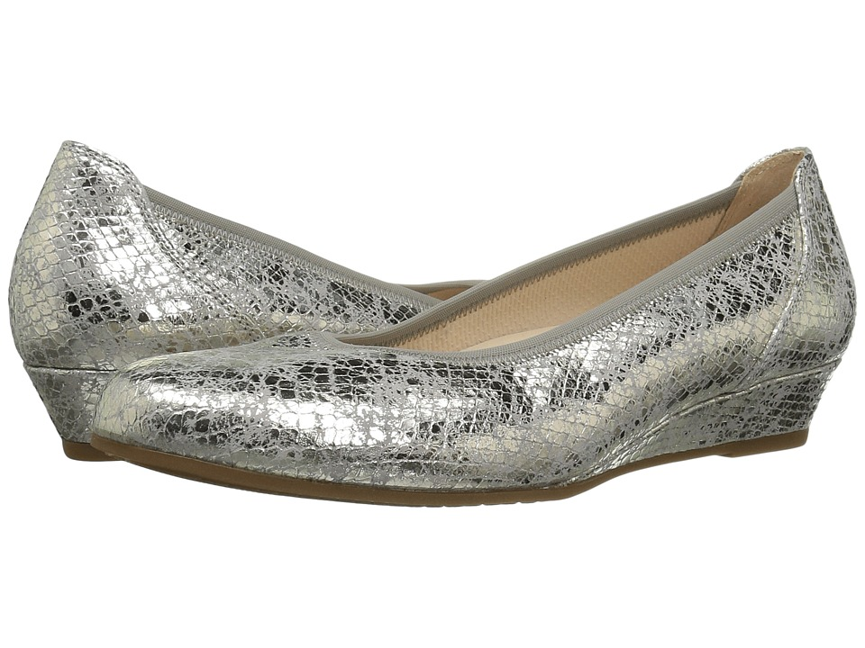 Gabor - Gabor 6.2690 (Argento) Women's Slip on Shoes
