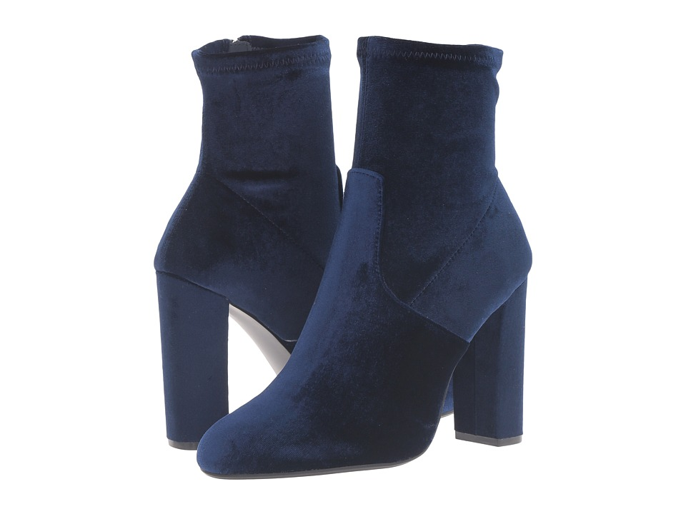 Steve Madden Edit (Navy Velvet) Women