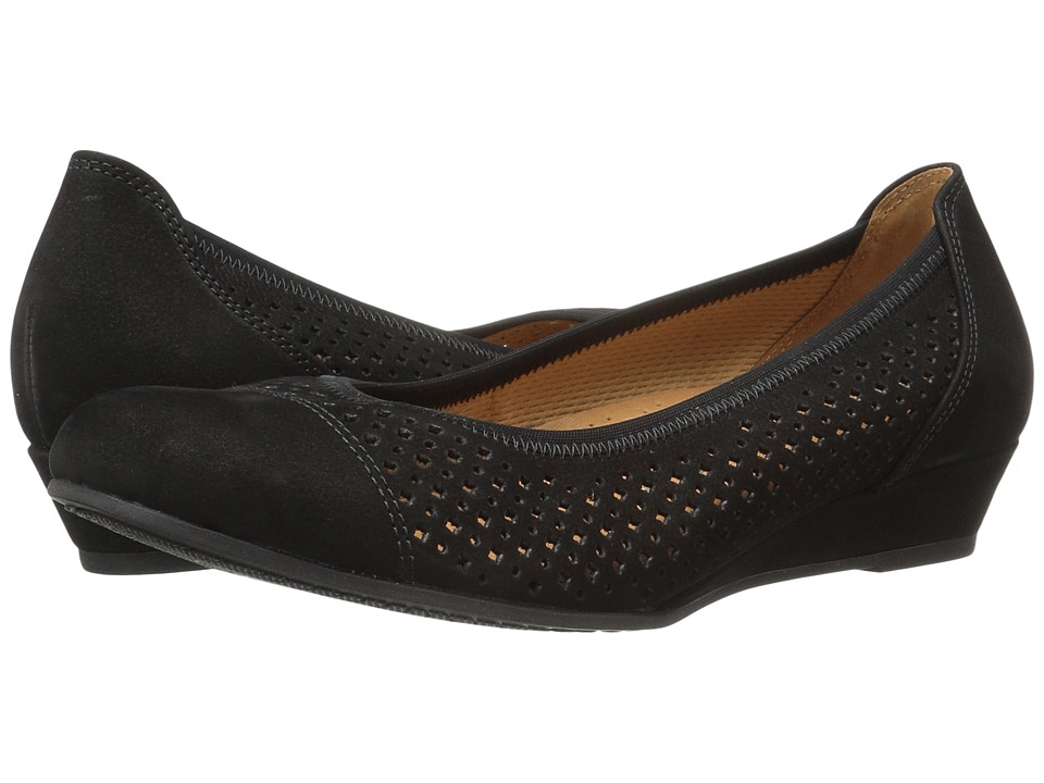 Gabor - Gabor 6.2695 (Black) Women's Shoes