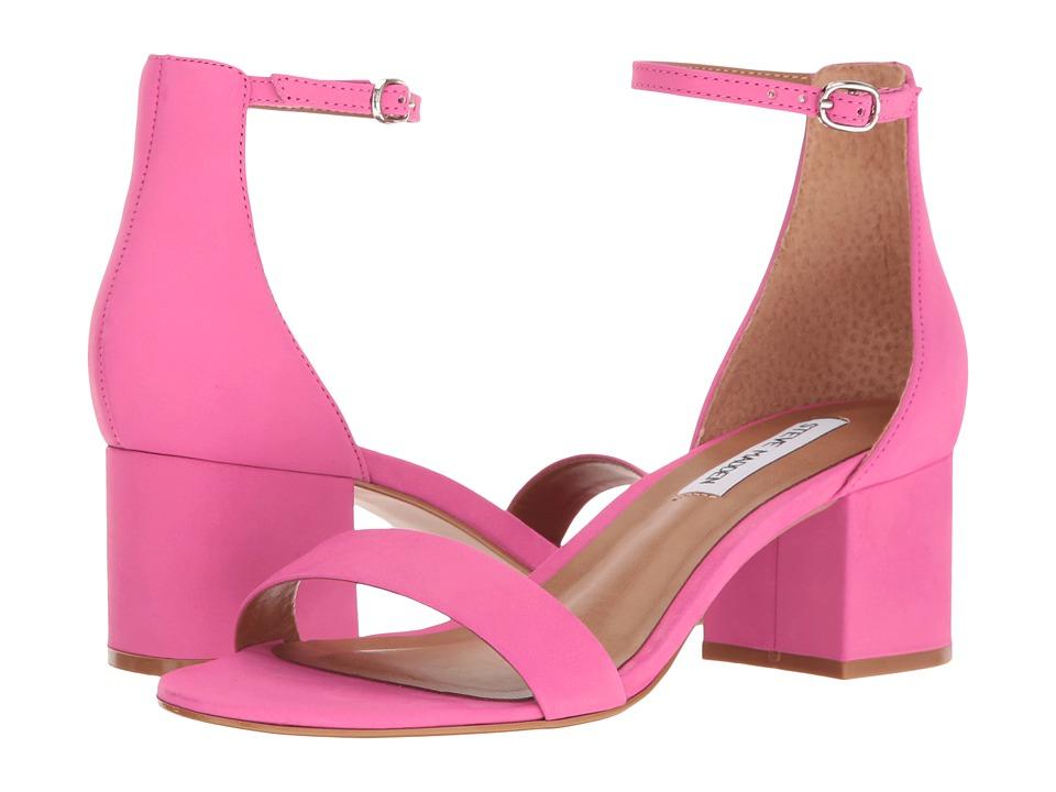 Steve Madden - Irenee (Pink Nubuck) Women's 1-2 inch heel Shoes