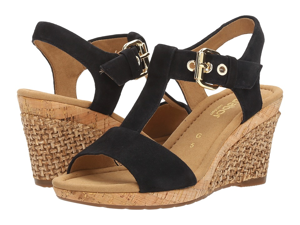 Gabor - Gabor 6.2824 (Pacific) Women's Wedge Shoes