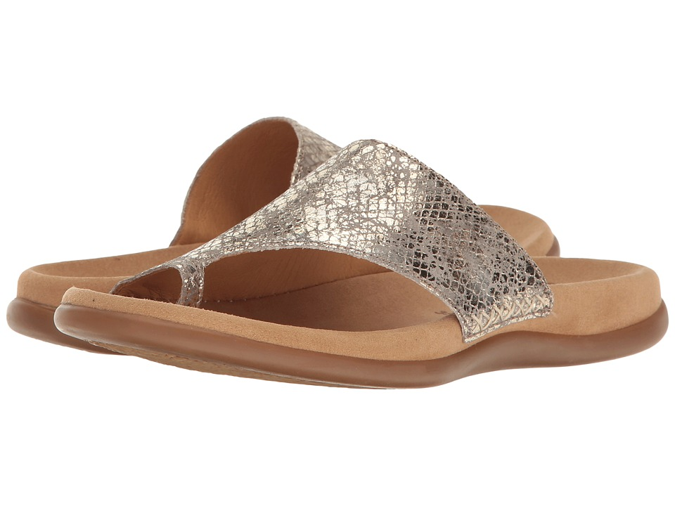 Gabor - Gabor 6.3700 (Pebble) Women's Sandals