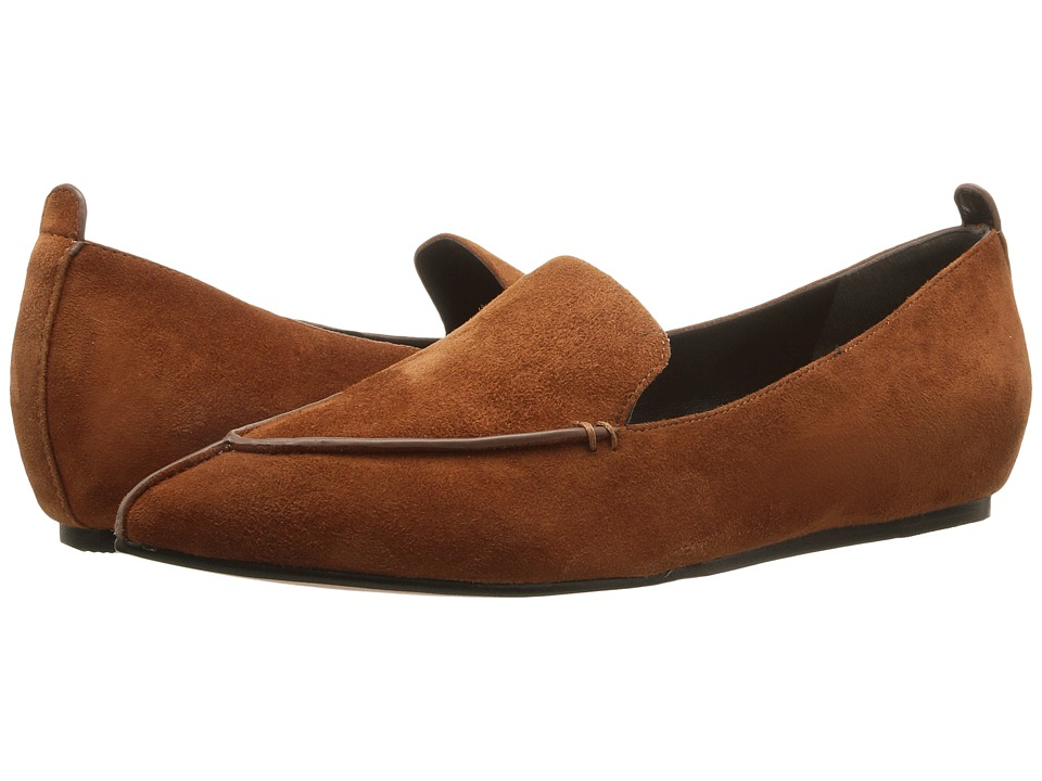 Charles David - Bonita (Rust Suede) Women's Shoes