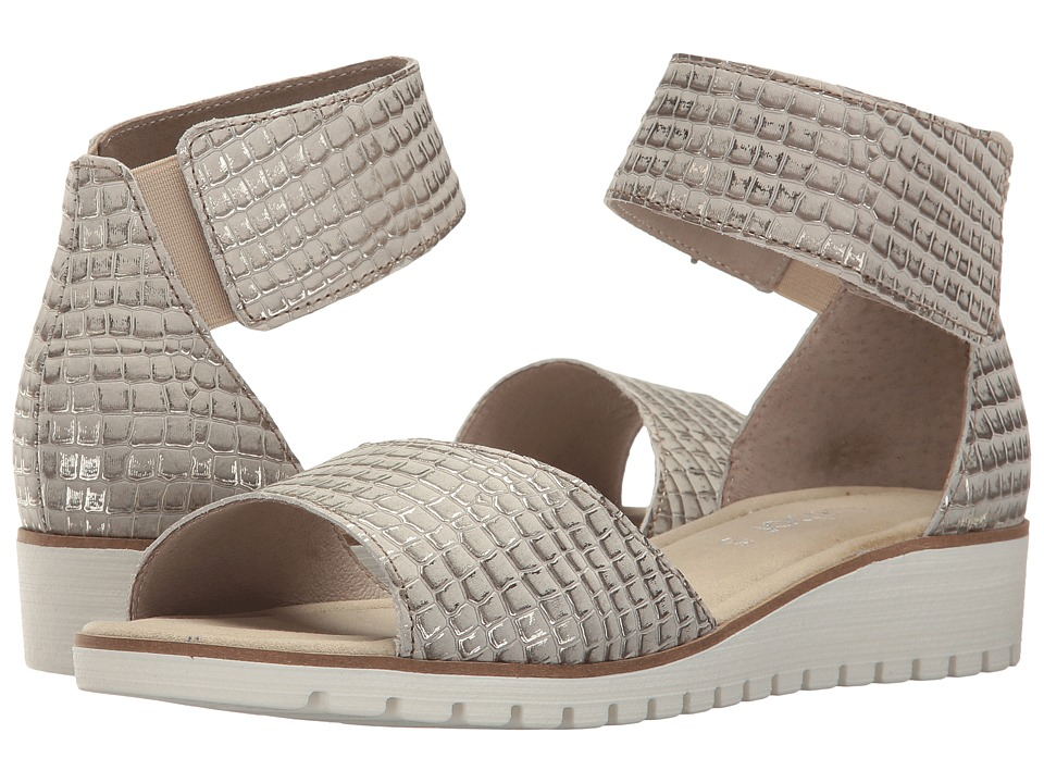 Gabor - Gabor 6.4570 (Smoke) Women's Sandals