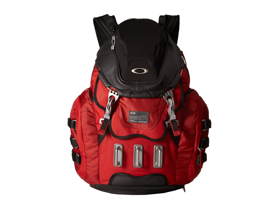 Oakley - Kitchen Sink (Dark Red) Backpack Bags