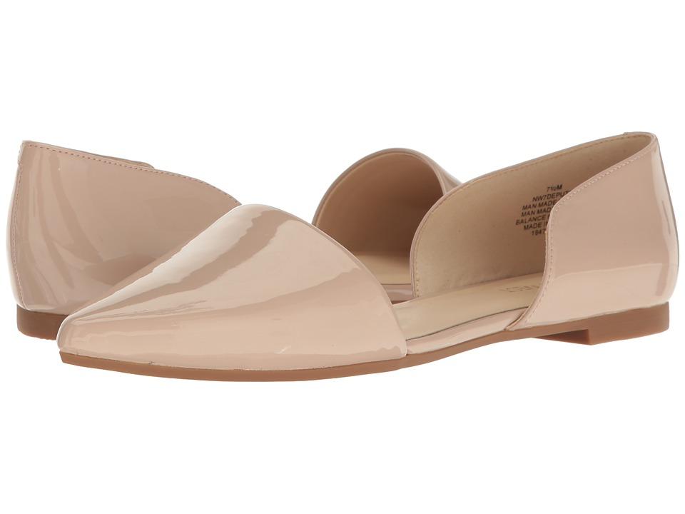 Nine West - Deputy (Light Natural) Women's Flat Shoes