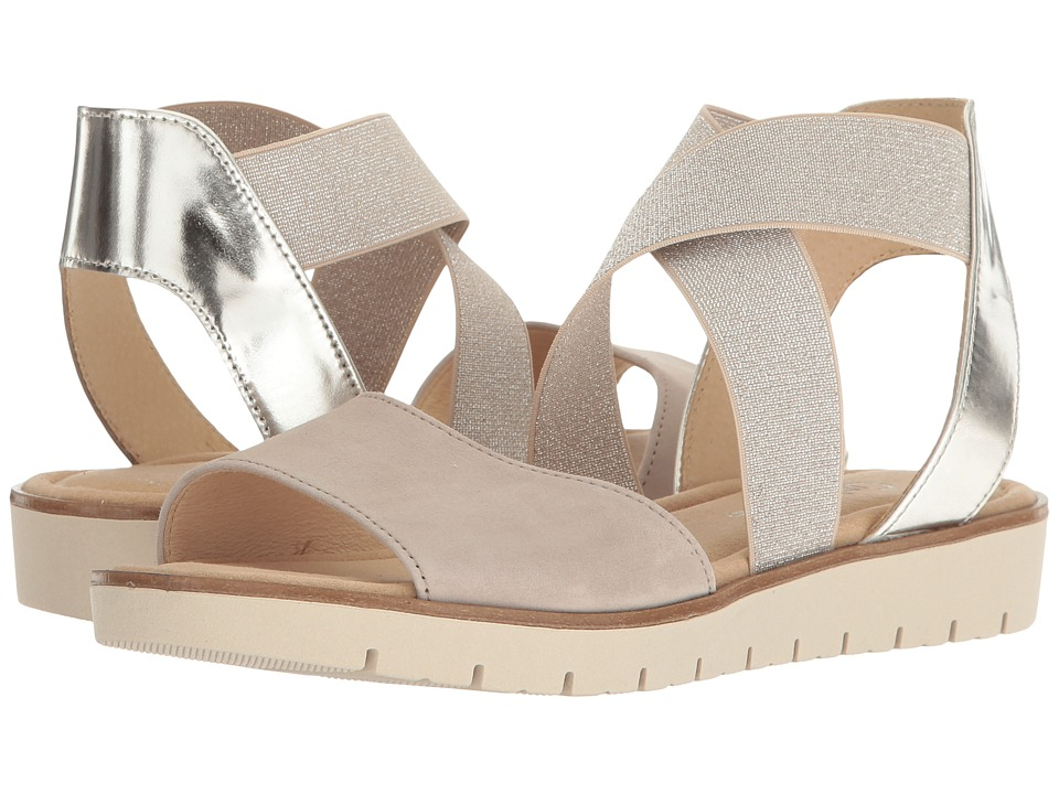 Gabor - Gabor 6.5572 (Taupe/Nude) Women's Sandals
