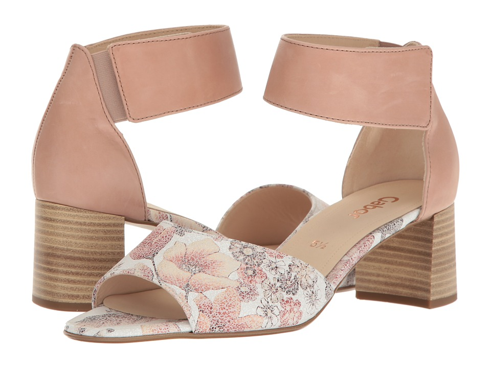 Gabor - Gabor 6.5800 (Fall/Light Rouge) High Heels