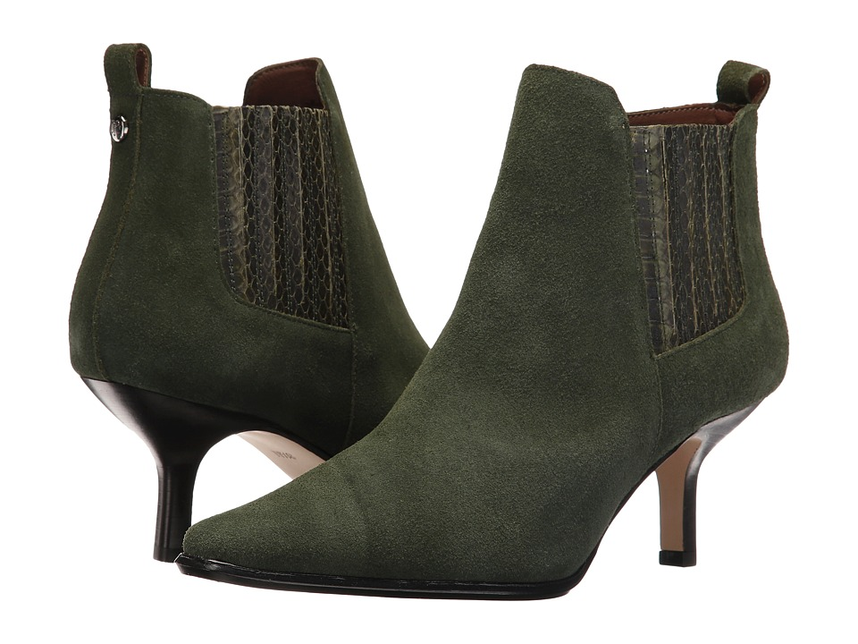 Donald J Pliner - Latour (Olive/Olive) Women's Shoes