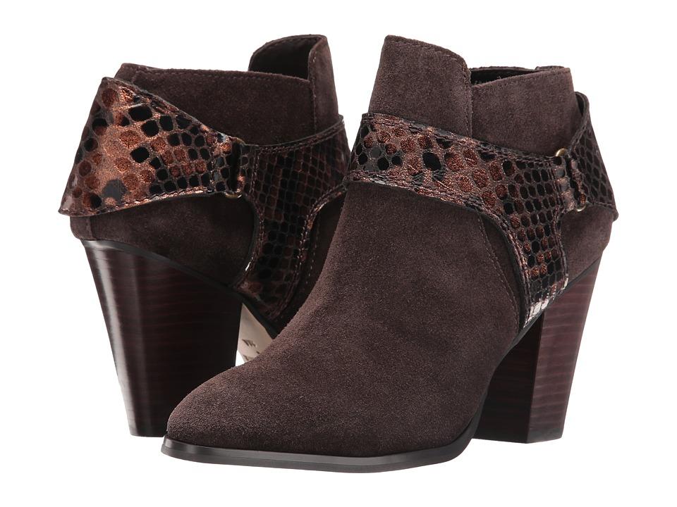 Donald J Pliner - Selita (Dark Brown) Women's Shoes