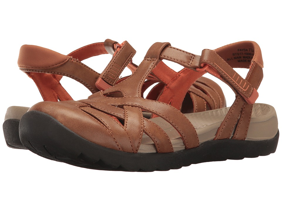 Bare Traps - Fayda (Brown) Women's Shoes