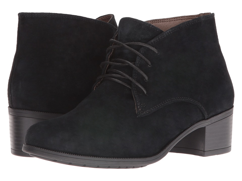 White Mountain - Seneca (Black Nubuck) Women's Shoes