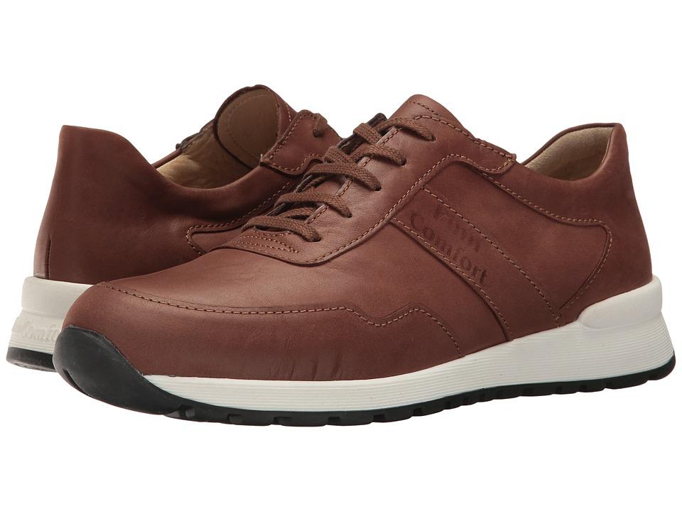 Finn Comfort - Prezzo (Saddle Seta) Men's Lace up casual Shoes