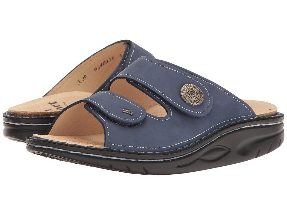 Finn Comfort - Raipur (Denim Patagonia) Women's Sandals