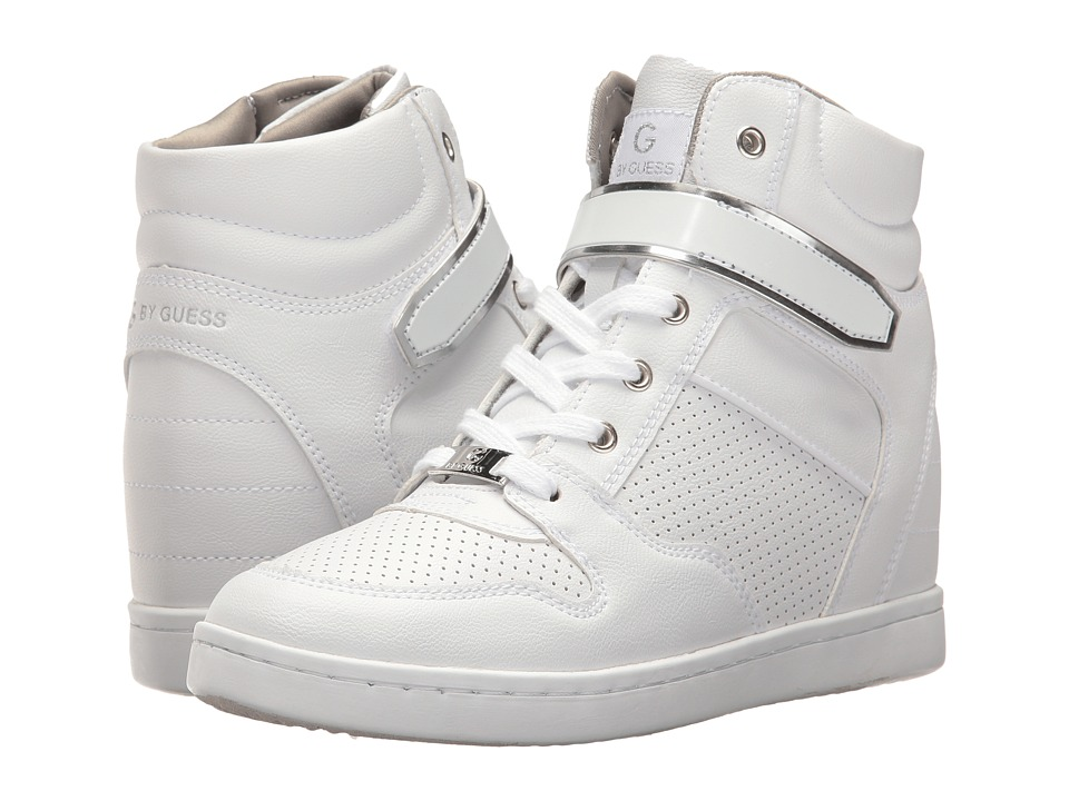 G by GUESS Dennie (White) Women