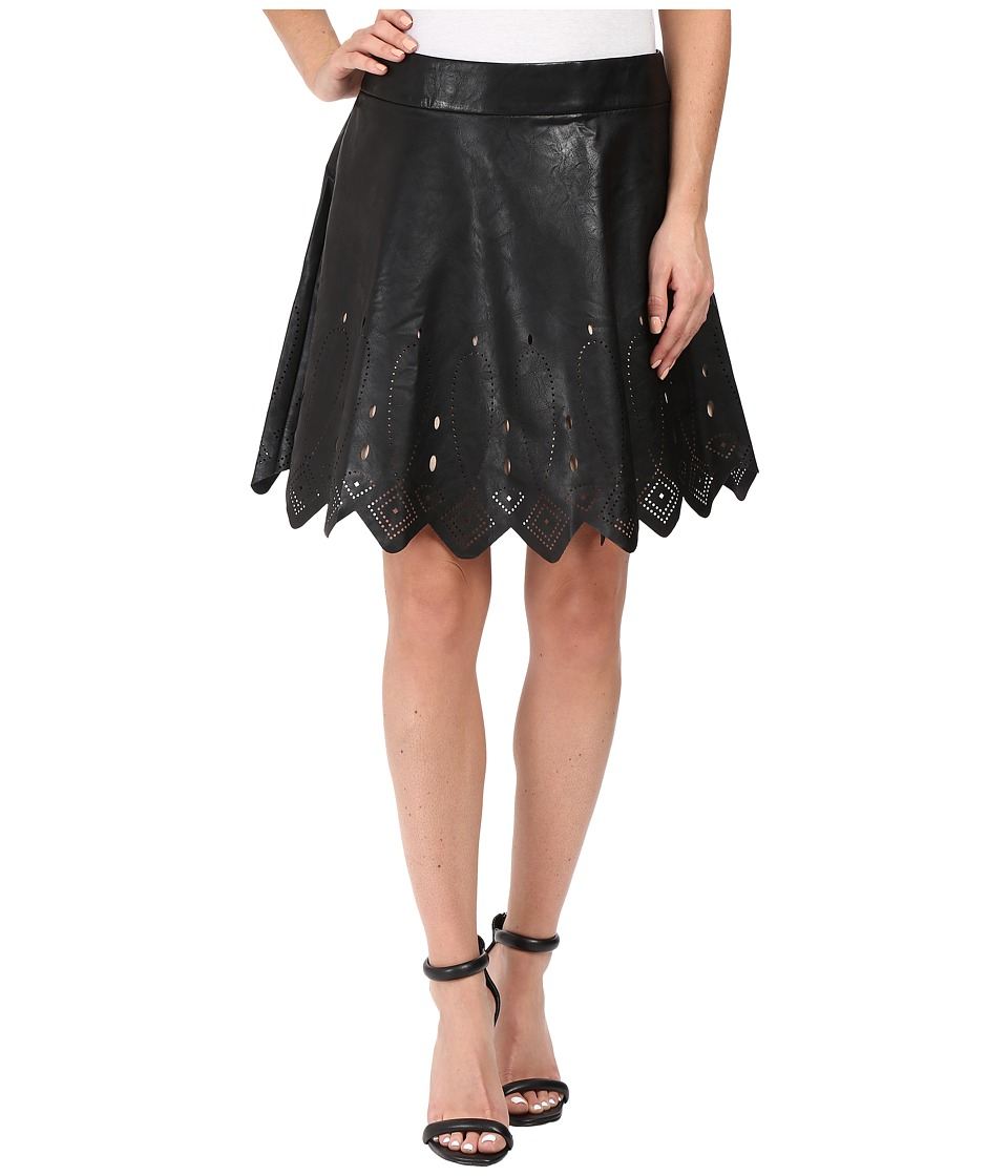 Union of Angels - Ember Skirt (Black) Women's Skirt
