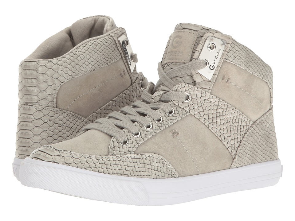 G by GUESS - Oliza (Grey) Women's Lace up casual Shoes