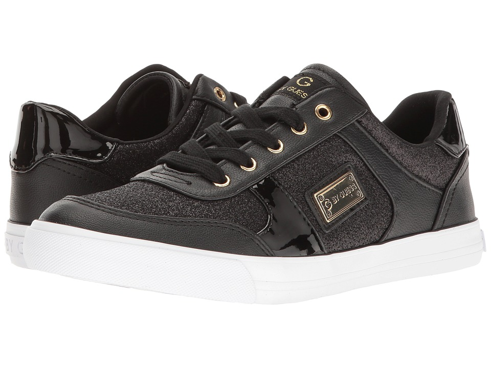 G by GUESS - Olyssa (Black) Women's Lace up casual Shoes