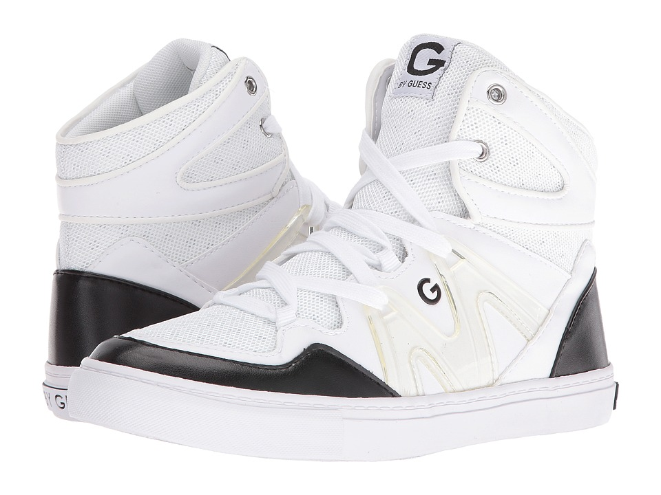 G by GUESS - Otrend (White) Women's Lace up casual Shoes