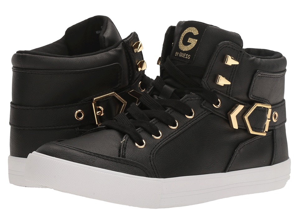 G by GUESS - Opia (Black) Women's Lace up casual Shoes