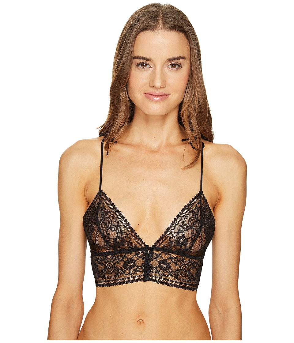 Stella McCartney - Ophelia Whistling Soft Cup S21-305 (Black) Women's Bra