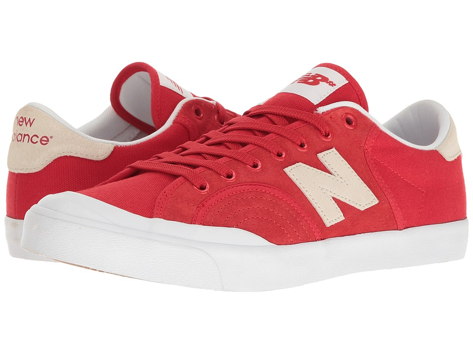 New Balance Numeric - NM212 (Red/White) Men's Skate Shoes