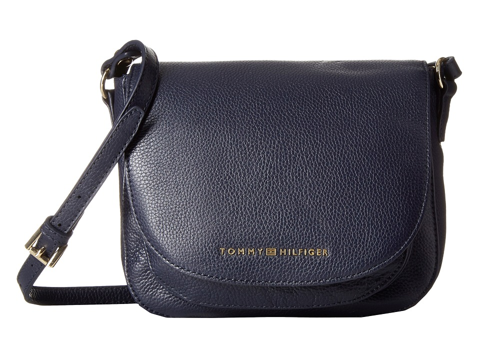 Tommy Hilfiger - Saddle Bag Saddle Bag (Tommy Navy) Hobo Handbags