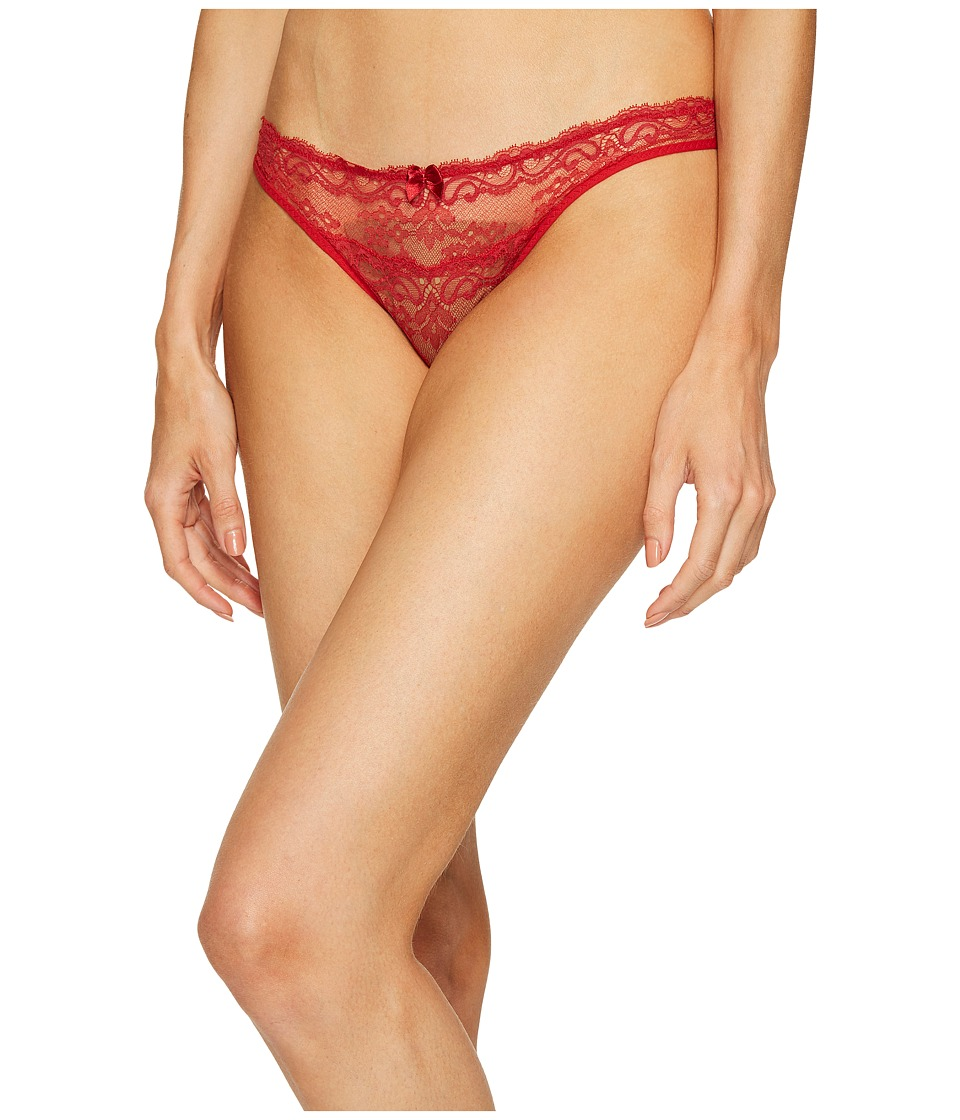 Stella McCartney - Poppy Playing Bikini S30-311 (Poppy Red) Women's Underwear
