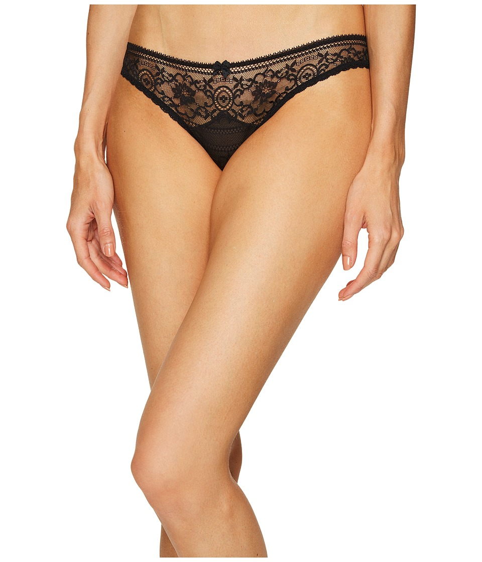 Stella McCartney - Ophelia Whistling Bikini S30-305 (Black) Women's Underwear