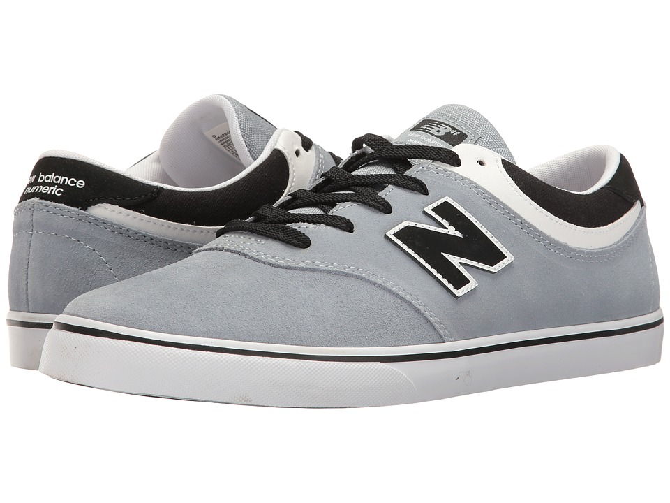 New Balance Numeric - NM254 (Slate/Black) Men's Skate Shoes