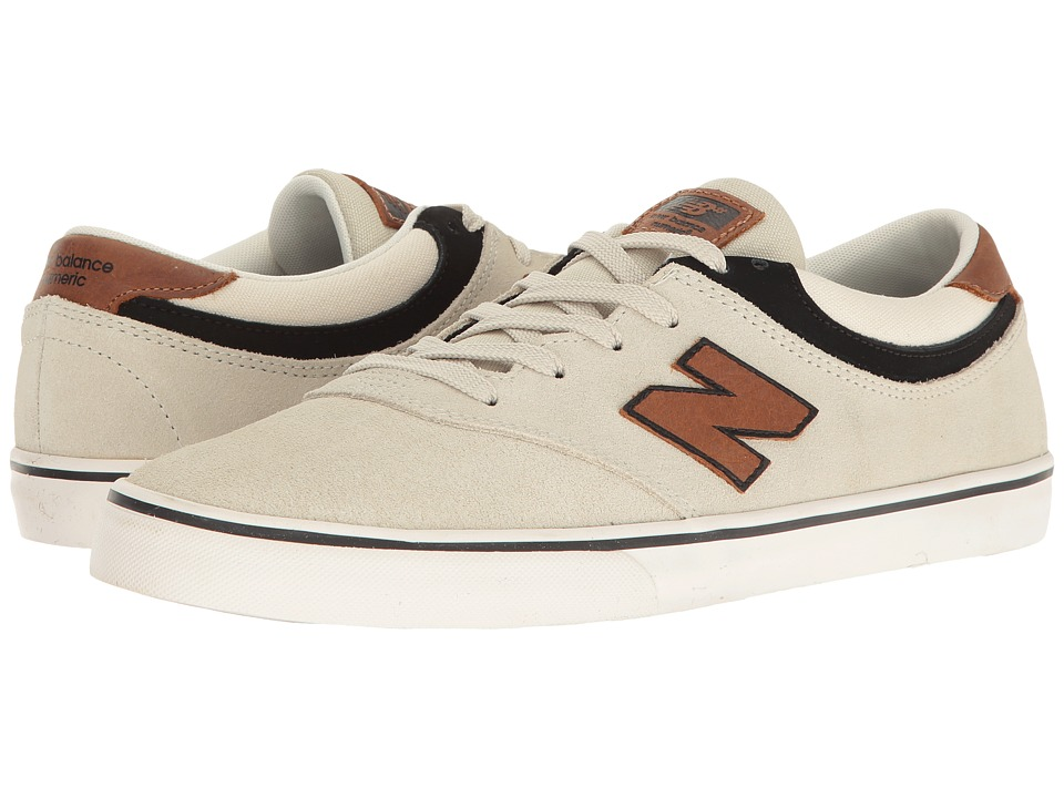 New Balance Numeric - NM254 (Stone/Black/Tan) Men's Skate Shoes