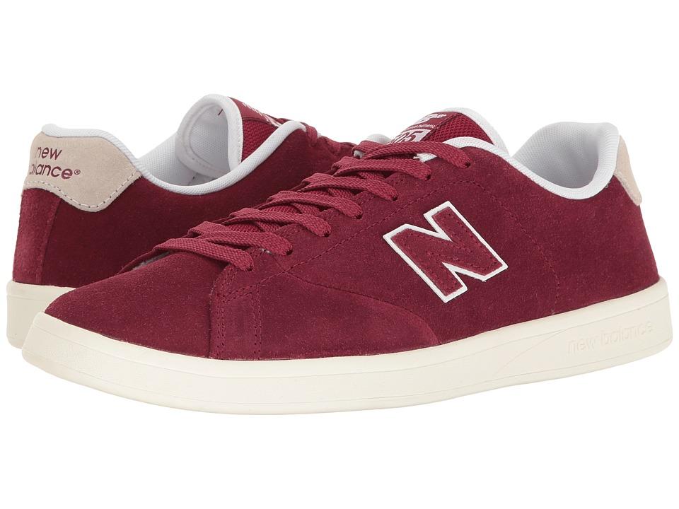 New Balance Numeric - NM505 (Burgundy/White) Men's Skate Shoes